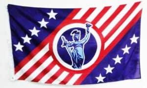 Custom Parade Flags